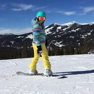 Women's Burton snowpants